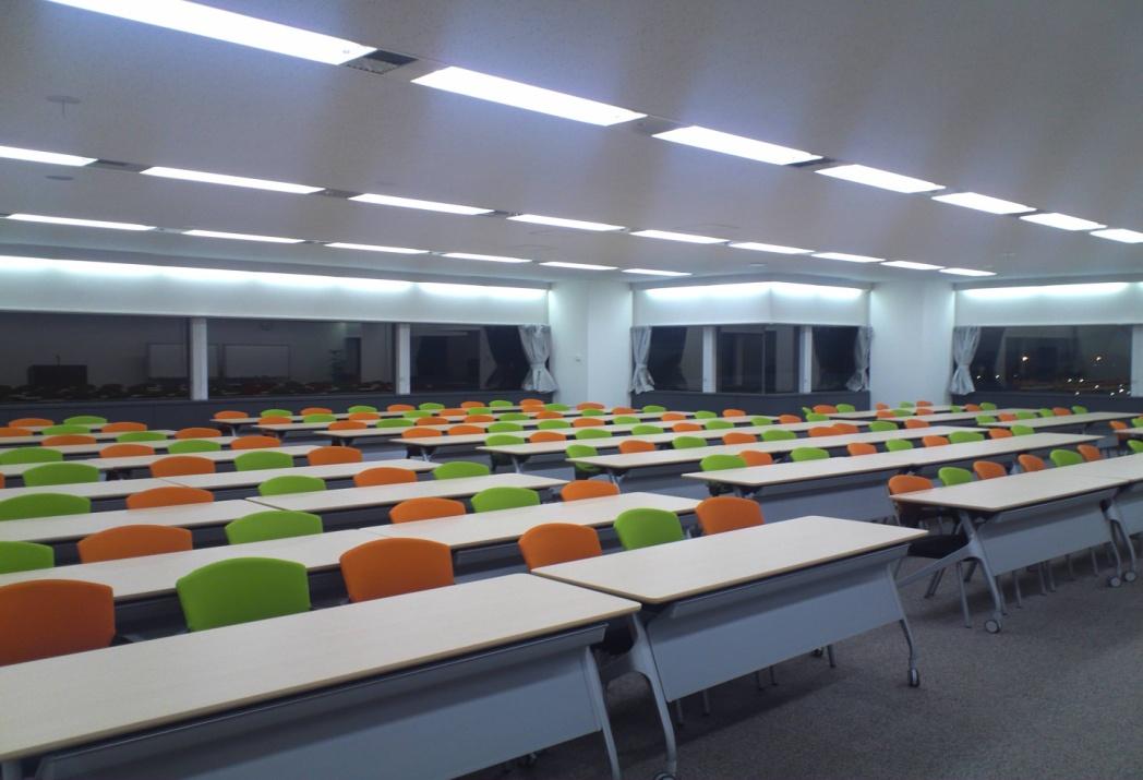 ワールドビジネスガーデン内貸会議室 新設工事のアイキャッチ画像