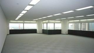 15ワールドビジネスガーデン内事務所原状復旧工事after1(対になるbeforeなし)