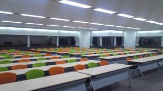 23ワールドビジネスガーデン内貸会議室新設工事after事務所内1(対になるbeforeなし)