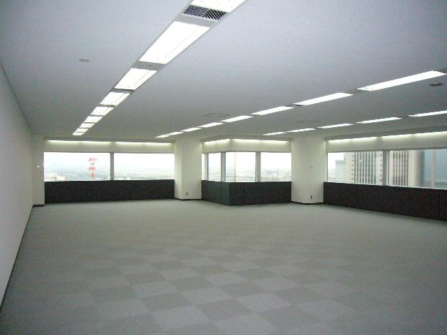 ワールドビジネスガーデン内事務所 原状回復工事のアイキャッチ画像